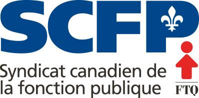 SCFP = Syndicat Canadien de la fonction publique